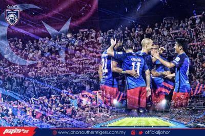 JDT Ke Pentas Liga Juara-Juara Asia