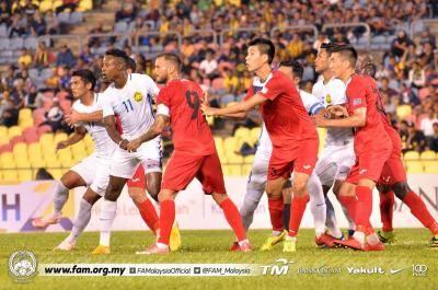 Malaysia vs Kyrgyzstan – Kekalahan Yang Positif