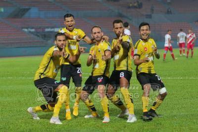 Perak Jumpa Terengganu Di Final Piala Malaysia