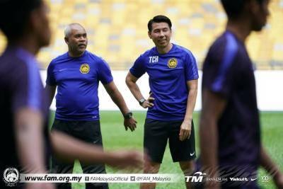Skuad kebangsaan akan hadapi dua perlawanan persahabatan