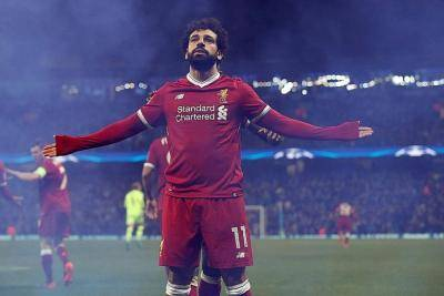 Liverpool Belasah Red Star, Salah Jaring Gol Ke 50