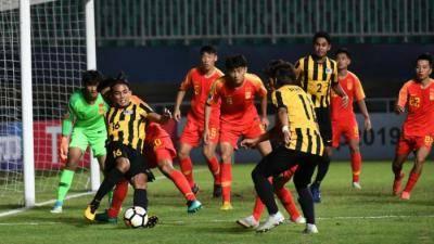 Malaysia Gagal Untuk Mara