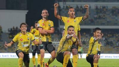 Perak Baham Sabah 5 Gol Tanpa Balas.