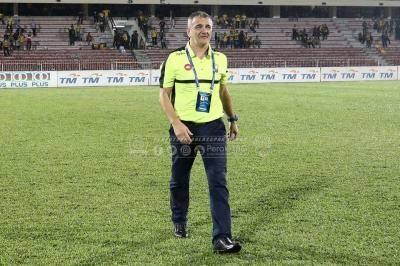 Mehmet Durakovic Cabar Pemain Perak, Akhiri Musim Ini Dengan Kejayaan.
