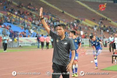 Kelantan Gagal Ke Separuh Akhir, Yusri Akur.