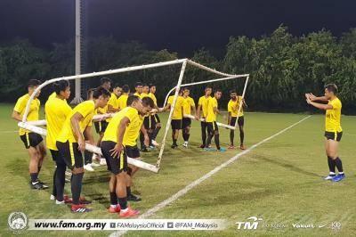 Piala AFF Suzuki 2018 : Aidil Zafuan Mahu Kalahkan Vietnam