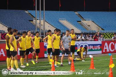 Piala AFF Suzuki 2018 : Safawi Laung Amaran