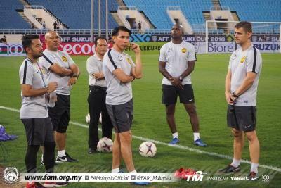 Piala AFF Suzuki 2018 : Bekas Pemain Persoal Tan Cheng Hoe