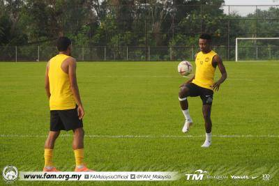 Piala AFF Suzuki 2018 : Sumareh Makin Selesa, Capai Persefaham Dengan Syahmi Safari