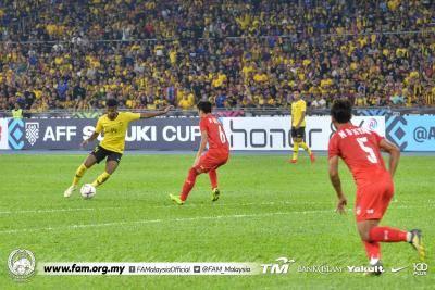 Piala AFF Suzuki 2018 – Syamer Kutty Tak Gentar Bertemu Thailand