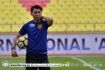 Piala AFF Suzuki 2018 : Tan Cheng Hoe Yakin Malaysia Mampu Atas Vietnam