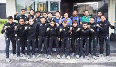 Skuad Futsal Kebangsaan Ke Separuh Akhir