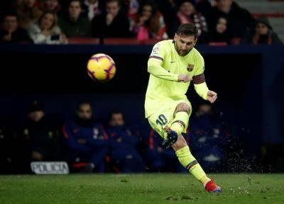 Messi Bantu Barca Atasi PSV