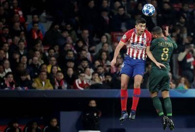 Atletico Melangkah Ke Pusingan Kalah Mati