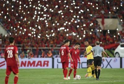 Piala AFF Suzuki 2018 : Jaringan Awal Anh Duch Musnahkan Impian Malaysia