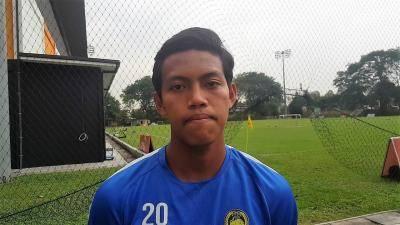 Piala AFF Suzuki 2018 : Syahmi Safari Mahu Fokus Lawan Thailand