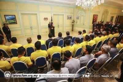 Piala AFF Suzuki 2018 : Jangan kecewakan saya dan negara kita – PM