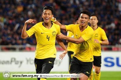 Piala AFF Suzuki 2018 : Gajah Perang Tumbang Dibaham Harimau Malaya