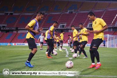 Piala AFF Suzuki 2018 : Thailand vs Malaysia (Analisa Praperlawanan)