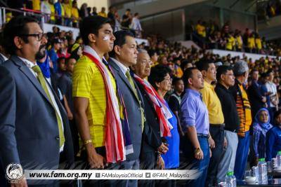 Piala AFF Suzuki 2018 : Reaksi Tun Mahathir Malaysia Tewas Di Tangan Vietnam
