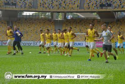 Piala AFF Suzuki 2018 : Cheng Hoe Mahu Pemain Tenang dan Berseronok