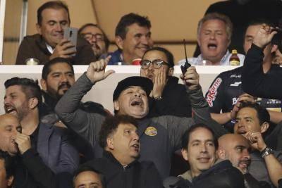 Maradona Berang Diejek
