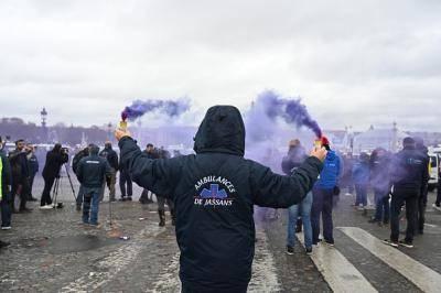 Aksi Ligue 1 Batal Atas Nasihat Polis