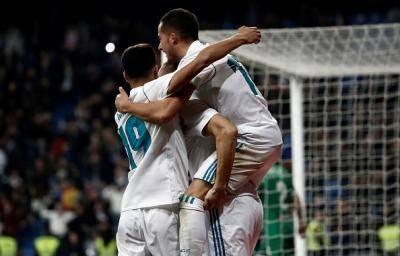 Real Madrid Pesta Gol