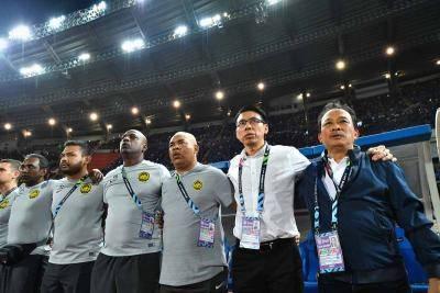 Piala AFF Suzuki 2018 : Tan Cheng Hoe Puji Aksi Anak Buah