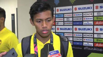 Piala AFF Suzuki 2018 : Jangan Terlalu Menghormati Pihak Lawan – Syahmi Safari