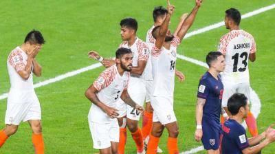 India Bersedia, UAE Berwaspada