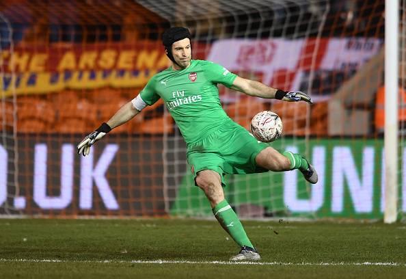 Petr Cech Ucap Selamat Tinggal