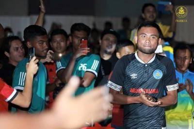 Saddil Ramdani Kekal Di Pahang