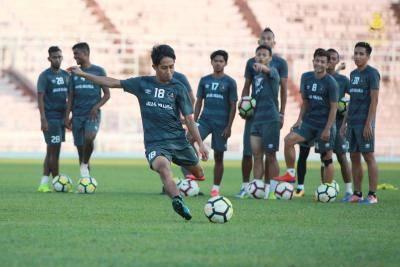 Pahang Alukan Kedatangan Terengganu Ke Darul Makmur