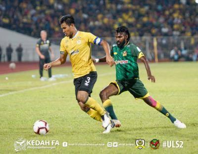 JDT Naik Tangga Pertama, Kedah Kekal Di Kedudukan Kedua