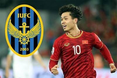 Nguyen Cong Phuong Sertai Incheon United Secara Pinjaman