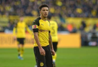 Jadon Sancho Sebabkan Dortmund Sampai Lewat Ke London
