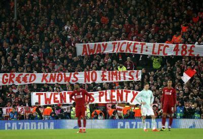 Bayern Ikat Liverpool, Penyokong Bantah Harga Tiket