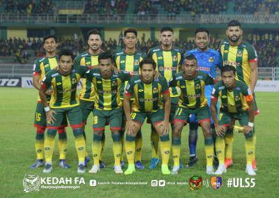 Kedah Berkongsi Mata Di Halaman Sendiri