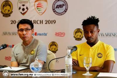 Tan Cheng Hoe garis kriteria yang perlu ada kepada pemain naturalisasi