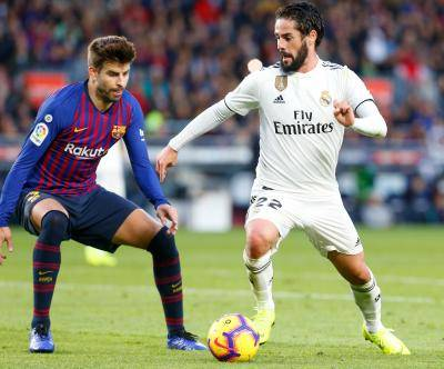 Barca dan Real membangkit dan bersedia untuk meningkatkan cabaran gelaran