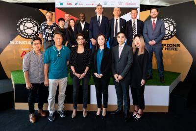 Shopee Rakan E-dagang Rasmi Piala Juara-Juara Antarabangsa 2019