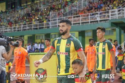 Kedah bersedia tanpa kelibat Renan Alves