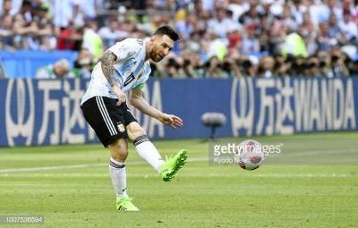 Messi Kembali Sarung Jersi Argentina, Aguero Diketepikan