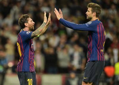 Messi sebenarnya seorang yang lucu, jelas Pique