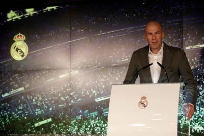 Zidane Mahu Ubah Nasib Real Madrid