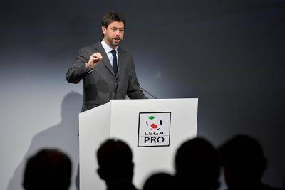 'Kuasa besar bola sepak mahukan pertandingan baharu' – Andrea Agnelli
