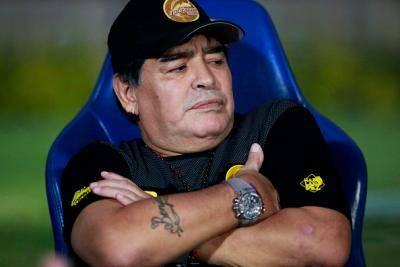 'Pasukan ini tidak layak menyarung jersi Argentina' – Maradona