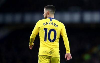 Eden Hazard nafi capai persetujuan dengan Real Madrid
