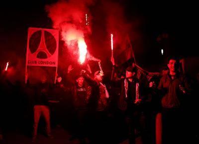 Polis jumpa pisau dan dadah pada perlawanan PSG, Chelsea